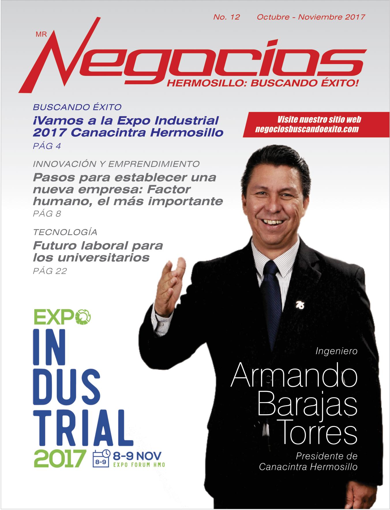 Edición Octubre-Noviembre 2017