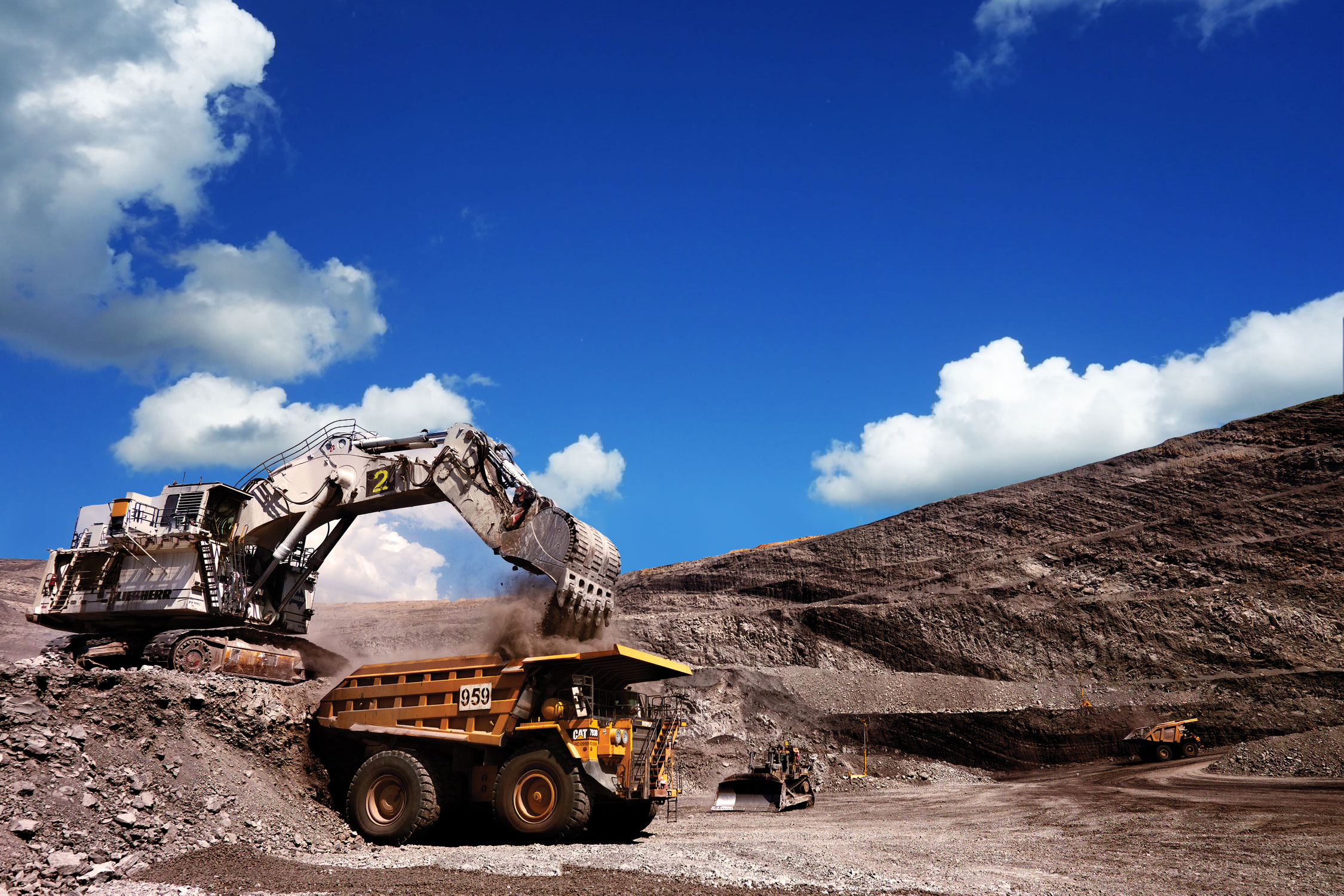 Consciencia en la actividad minera, aumenta calidad de vida