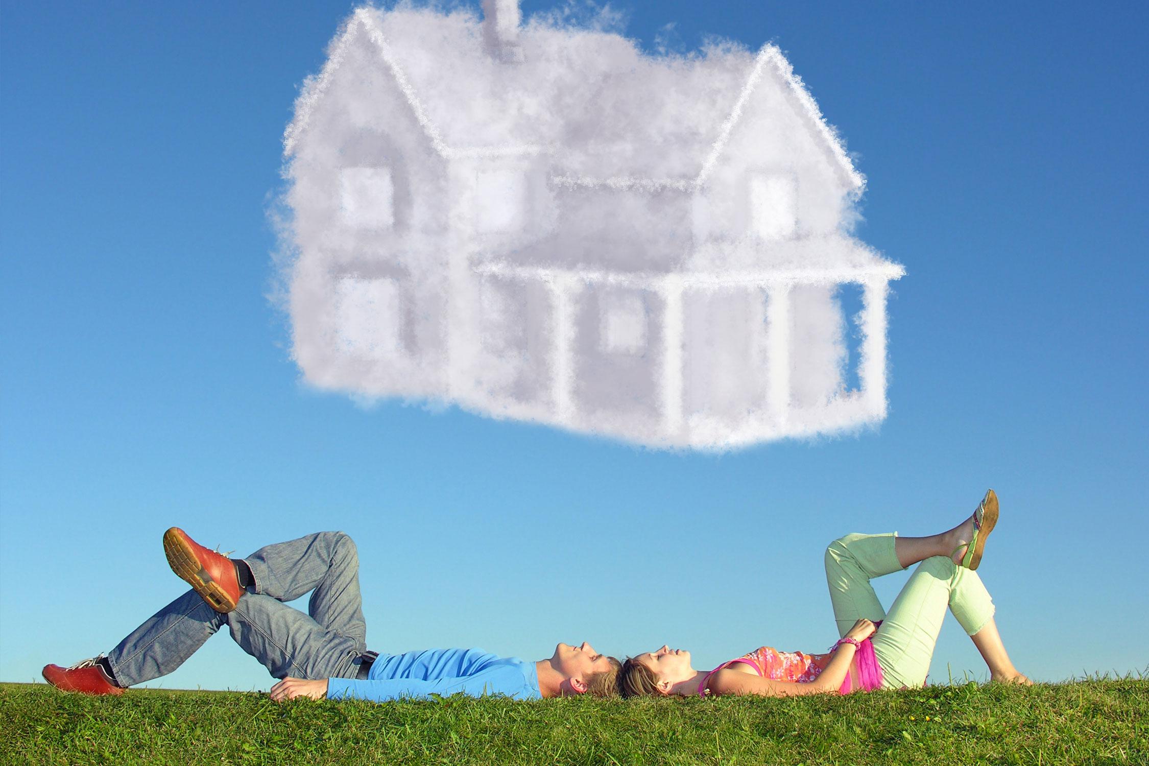 ¿Quién puede construir una casa soñada?