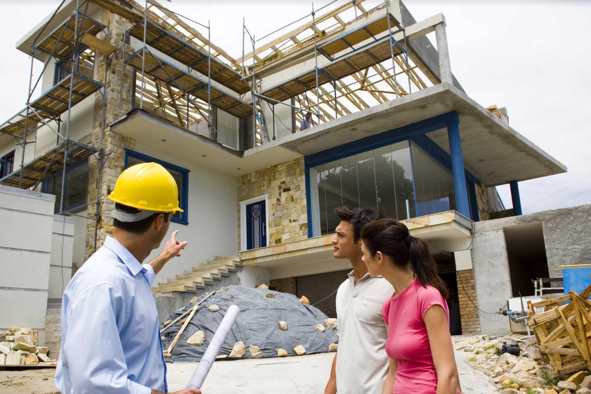 El proyecto arquitectónico desarrolla y perfecciona las ideas del cliente