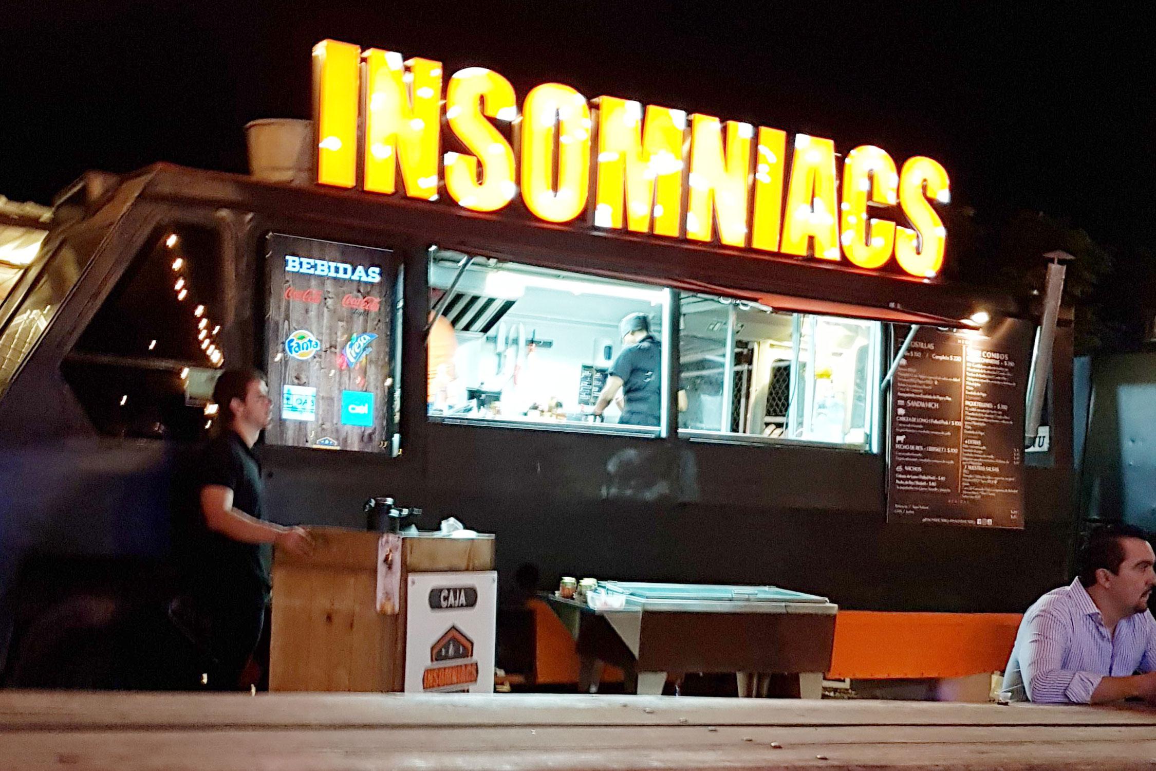 El BOOM de los food trucks