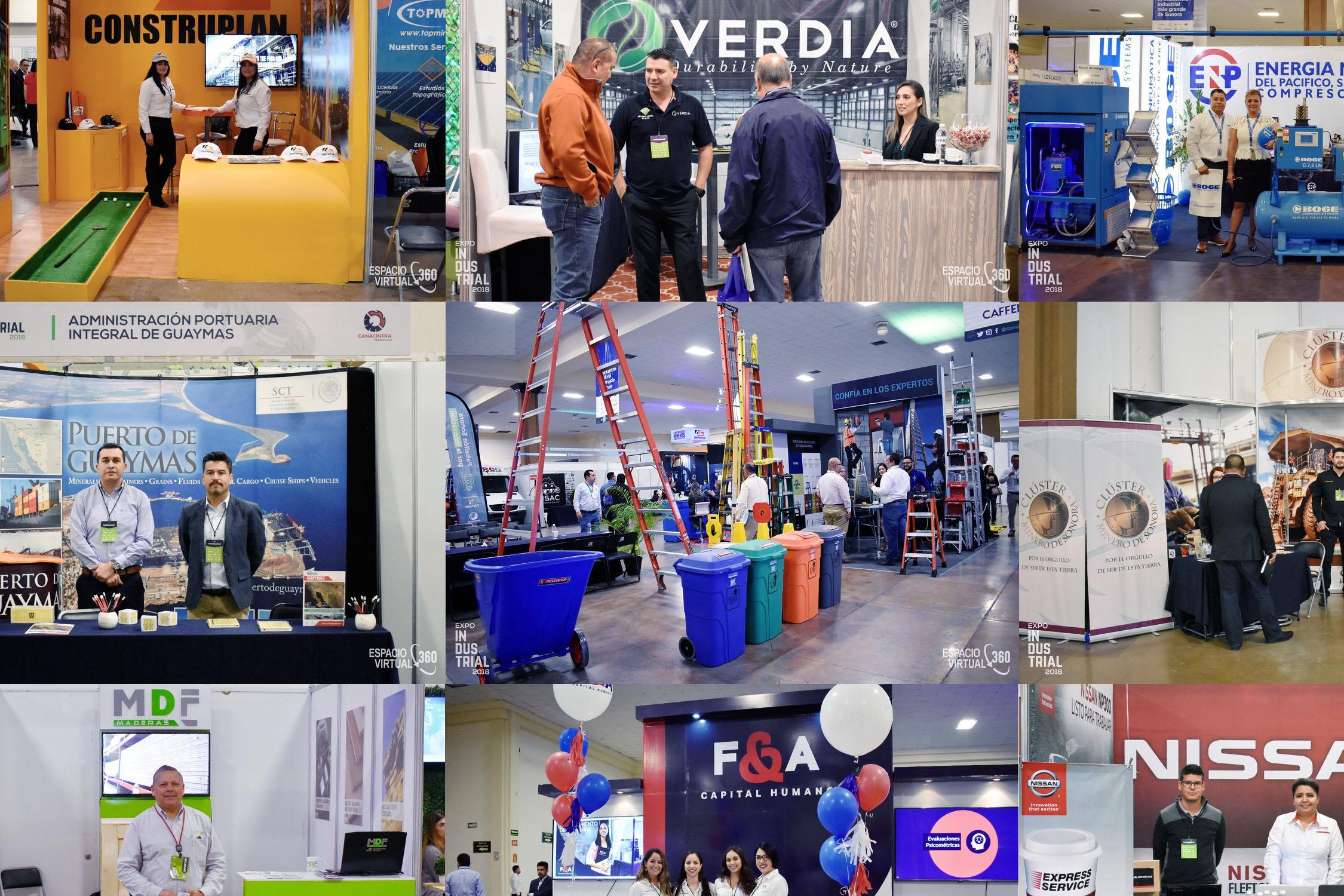 Una Expo para que los empresarios hagan negocio