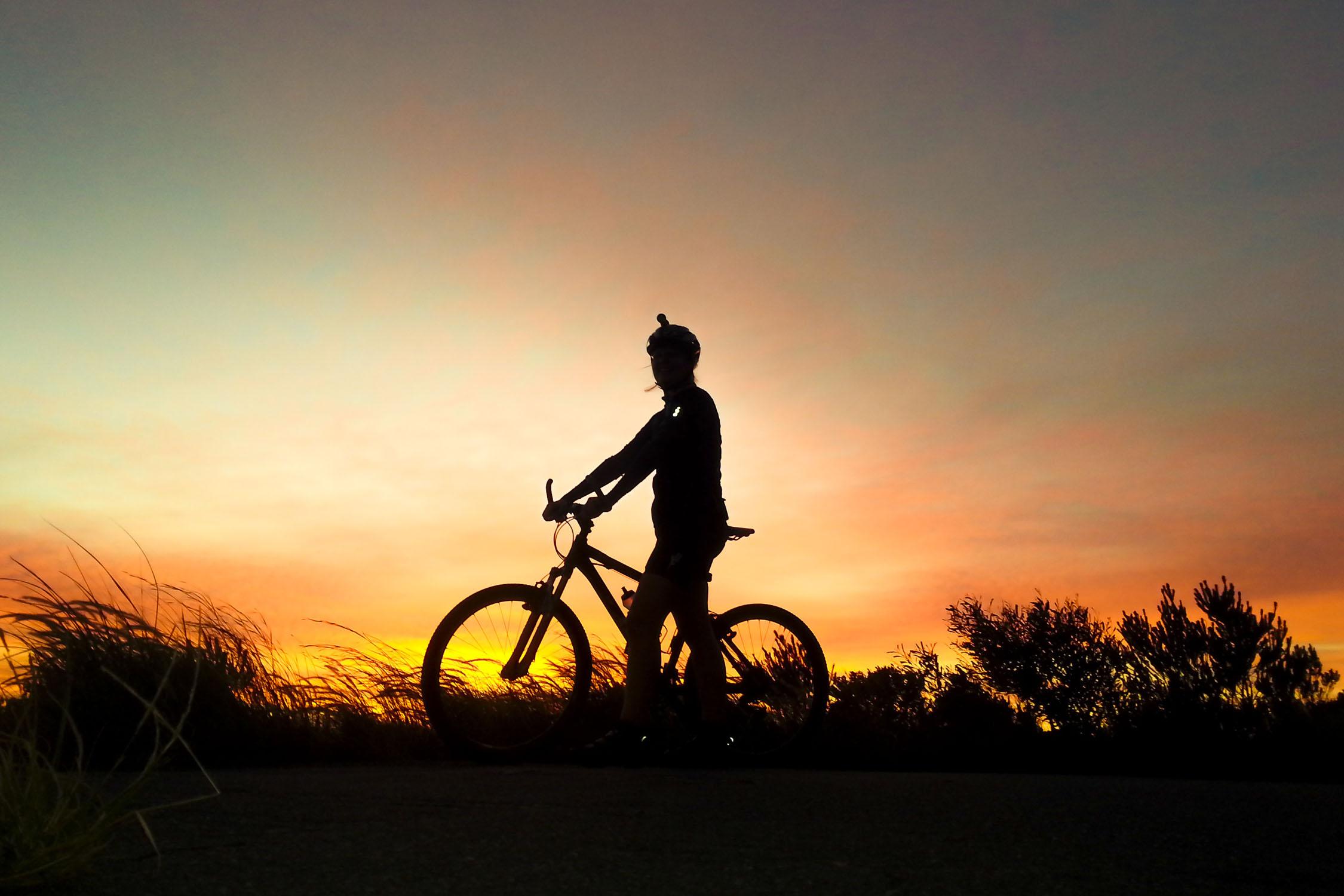 El ciclismo reduce ansiedad y estrés