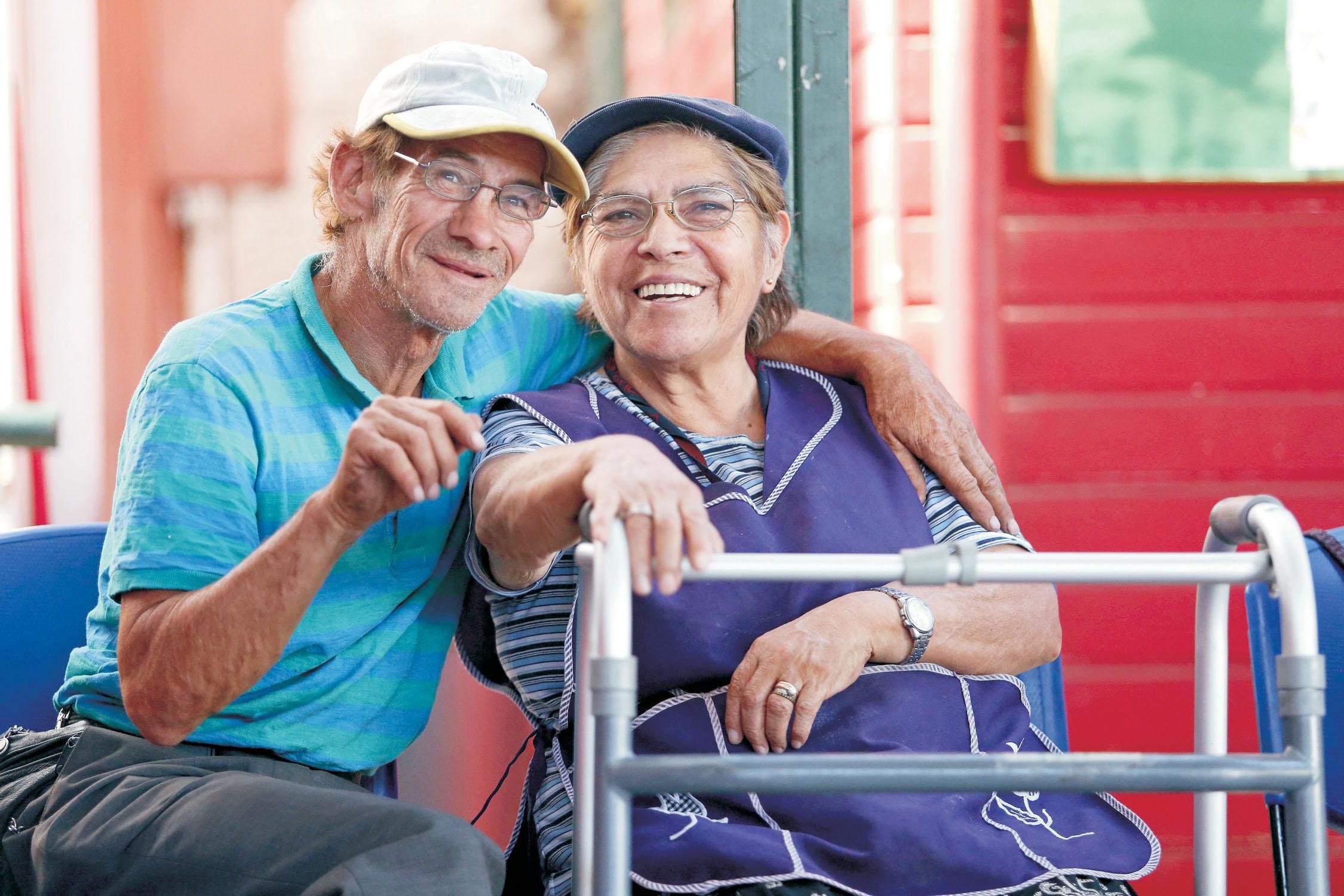 La Estancia, un hogar para el adulto mayor