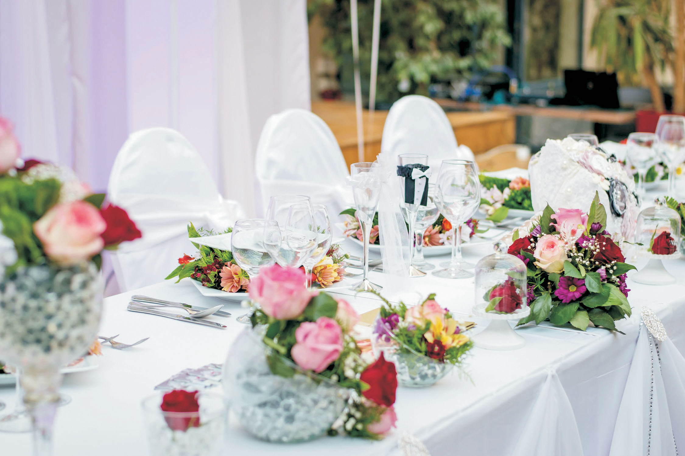 Tips para organizar una boda inolvidable