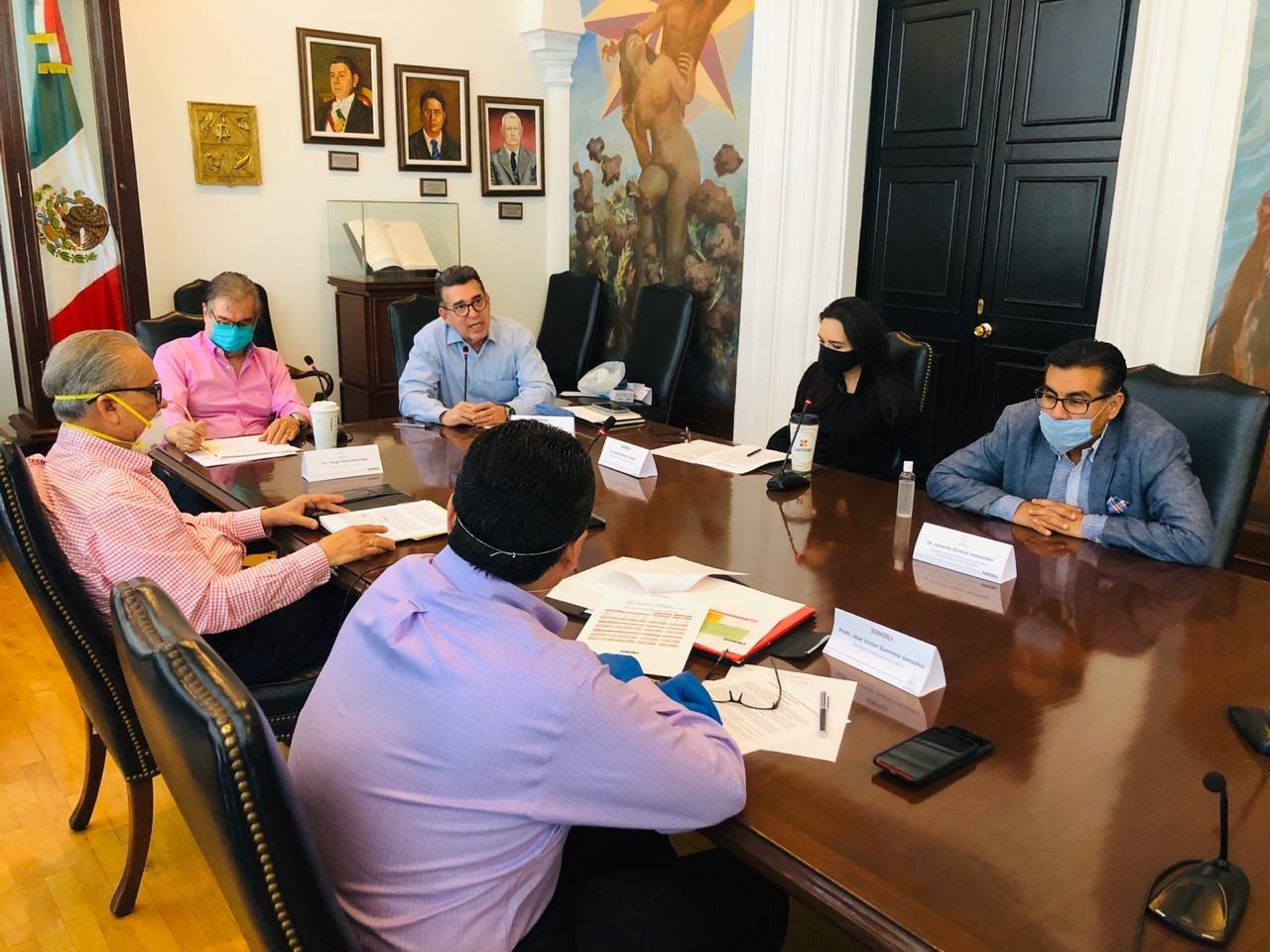 Propone Gobernadora Pavlovich Plan de Reactivación Sonora 20-21