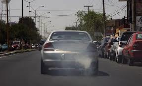 Una mala calidad del aire afecta la salud