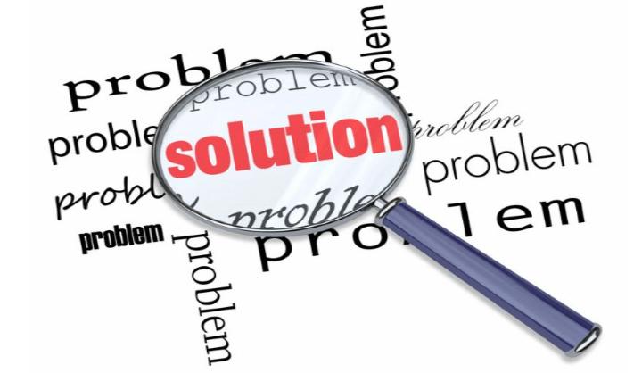 En la solución de problemas siempre hay conflictos