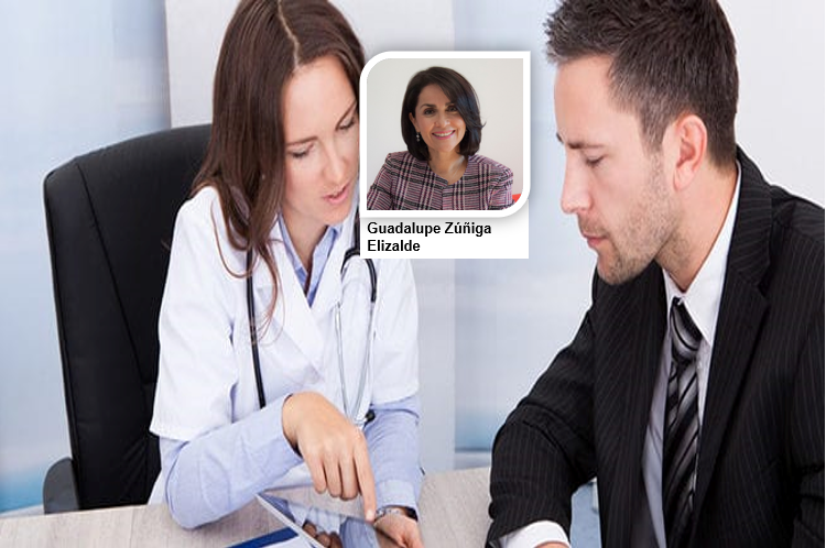 Los doctores saben que cada paciente es distinto uno del otro