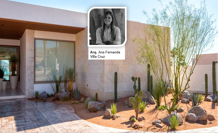 Diseños de jardines con paisajismo para todo tipo de espacios