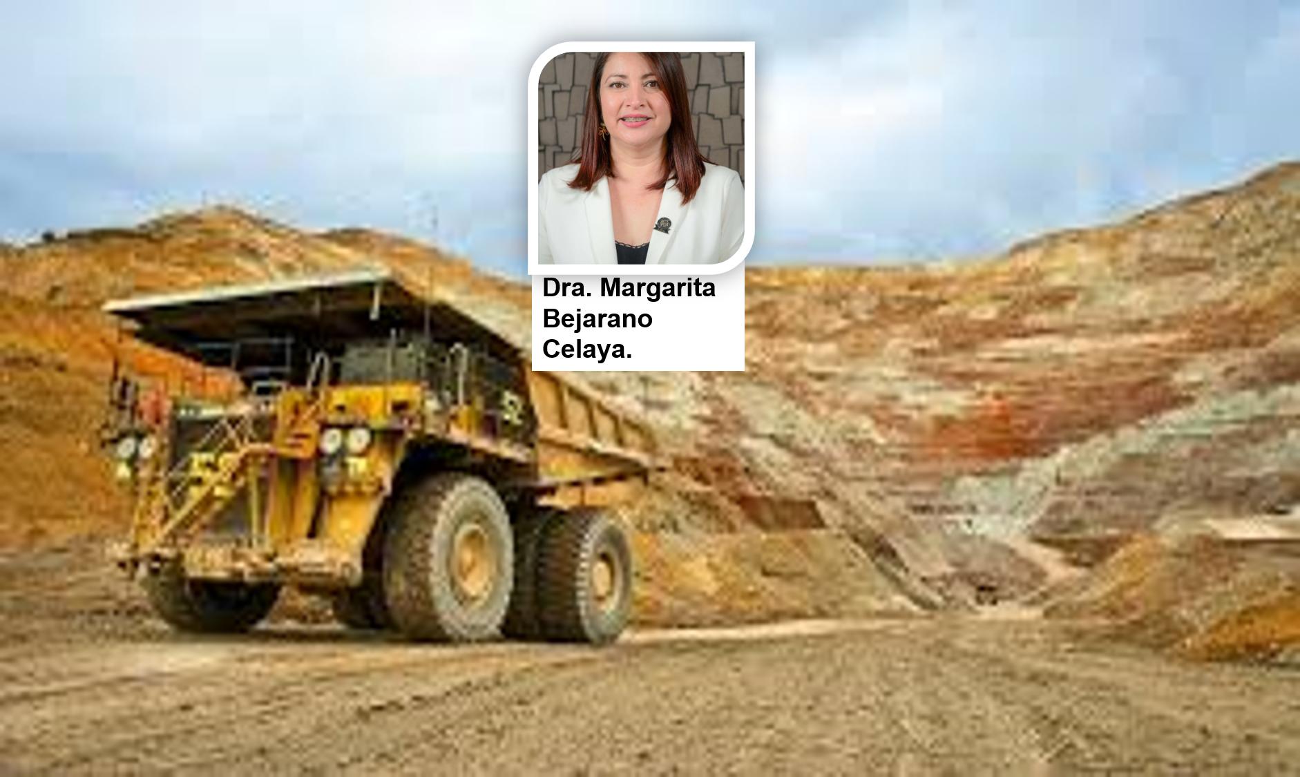Sonora es líder como productor nacional de: oro, cobre, wollastonita y carbón